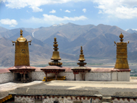 amonastery in